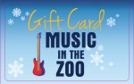 Image for MUSIC IN THE ZOO GIFT CARD