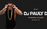 Image for The Blue Note & Disco Donnie Present DJ PAULY D
