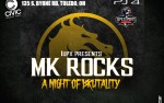 Image for MK Rocks - A Night Of Brutality