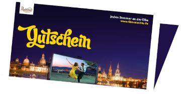 Image for Gutschein - Filmnächte am Elbufer