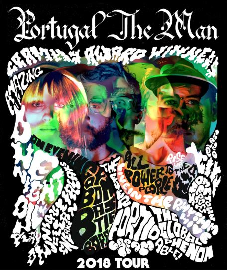 Image for PORTUGAL. THE MAN - SOLD OUT
