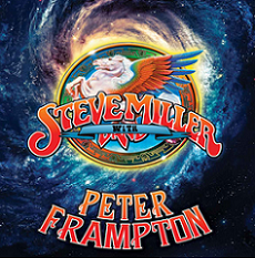 Image for STEVE MILLER BAND with PETER FRAMPTON