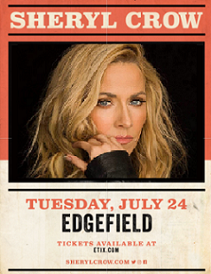 Image for Sheryl Crow - with special guest Caitlyn Smith