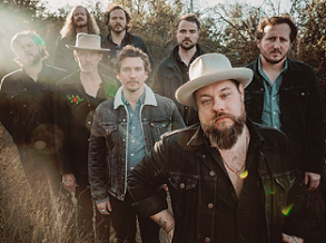 Image for Nathaniel Rateliff & The Night Sweats - Tearing at the Seams Tour 2018 - SOLD OUT
