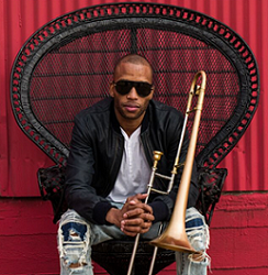 Image for Voodoo Threauxdown feat. Trombone Shorty & Orleans Avenue