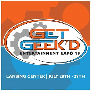 Image for Get Geek'd Entertainment Expo '18