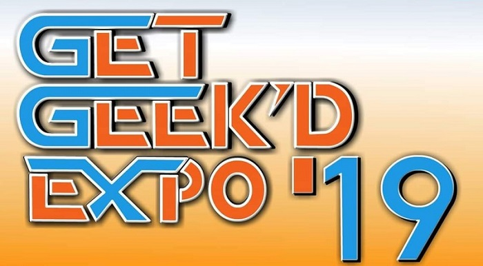 Image for Get Geek'd Expo 2019
