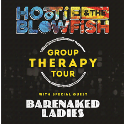 Image for Hootie & The Blowfish: Group Therapy Tour ***Only Single Seats  Available***
