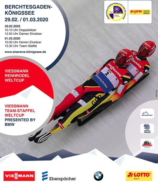 Image for VIESSMANN Rennrodel-Weltcup 2019 - 2 Tages Ticket (Auch V.I.P-Tickets sind hier erhältlich!)