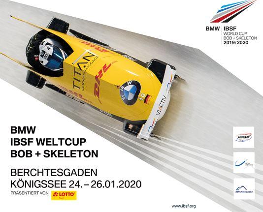 Image for BMW IBSF World Cup Bob & Skeleton 2018 - 3 Tages Ticket für Fr., Sa. & So. (Auch V.I.P-Tickets sind hier erhältlich!)