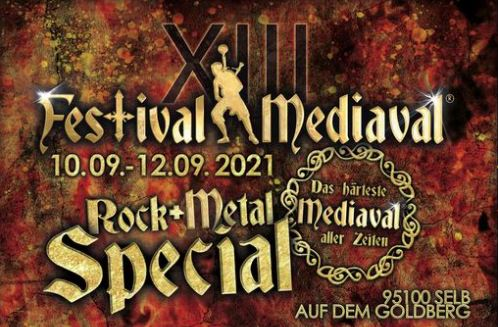 Image for Festival-Mediaval XIII in Selb -  3 Tages Ticket vom 04. - 06.09.2020 -