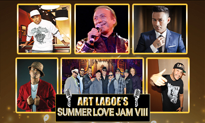 Art Laboe Summer Love Jam VIII feat: MC Magic, Frankie J., Baby Bash, Tierra, Lighter Shade of Brown