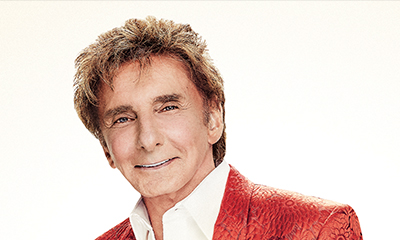 BARRY MANILOW  A VERY BARRY CHRISTMAS