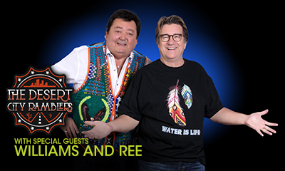 DESERT CITY RAMBLERS w/ special guest WILLIAMS & REE
