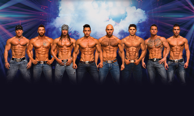 HUNKS-The Show: The Perfect Girls Night Out