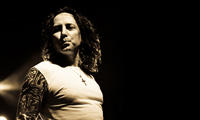 Journey former lead vocalist Steve Augeri