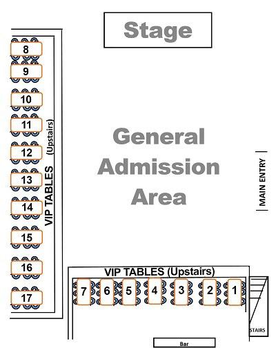 VIP Tables